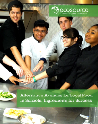 Alternative Avenues to Local Food in School