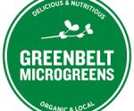 Greenbelt Microgreens Logo