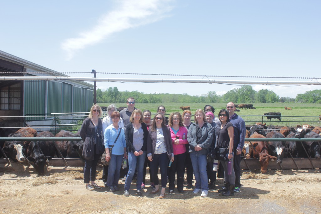 GHFFA LTC Teams Tour VG Meats