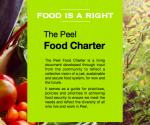 Peel Food Charter