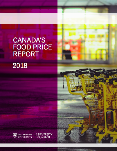 Canada's Food Price Report