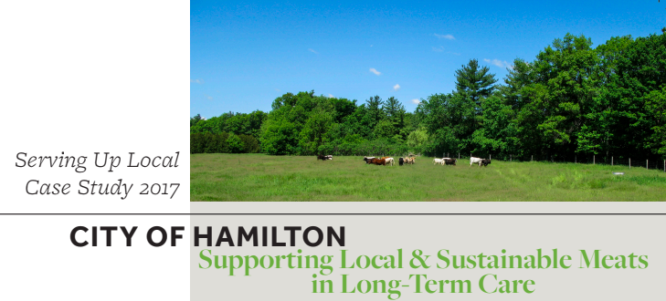 City of Hamilton Case Study