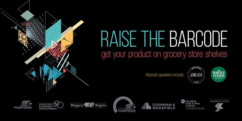 Raise the Barcode event