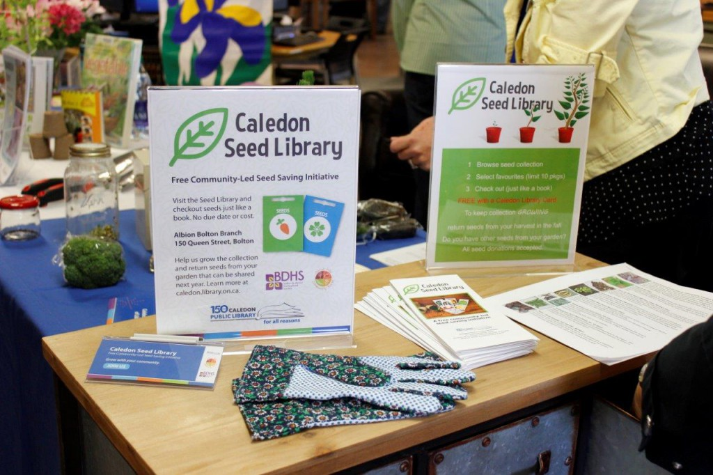 Caledon Seed Library
