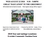 Palgrave Local Food and Farm Tour 2018